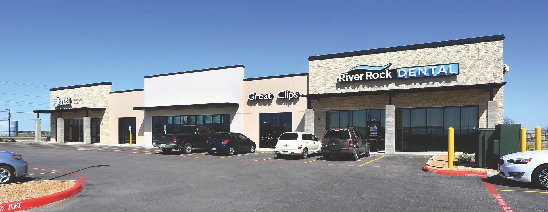 Lockhart Shopping Center